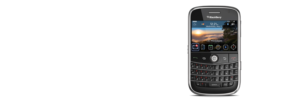 BlackBerry Bold 9000 Yardım