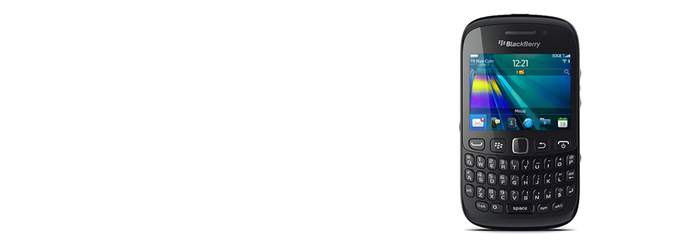 BlackBerry 9220 Yardım
