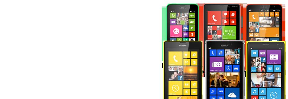 Nokia Lumia Yardım