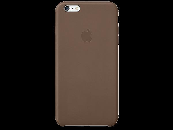 Apple iPhone 6 Plus/6s Plus Deri Kılıf