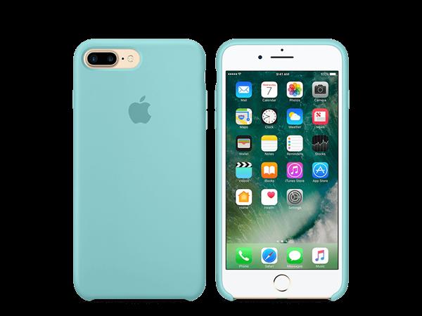 Apple iPhone 7 Plus Silikon Kılıf