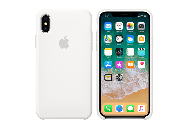 Apple iPhone X Silikon Kılıf