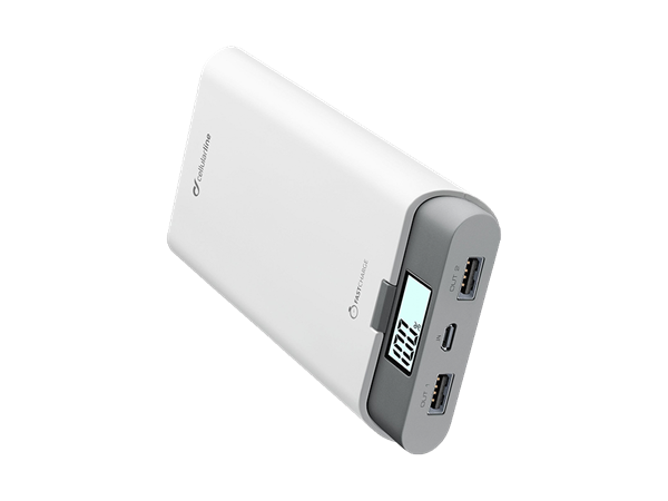 Cellularline FreePower Taşınabilir Şarj Cihazı 20000 mAh