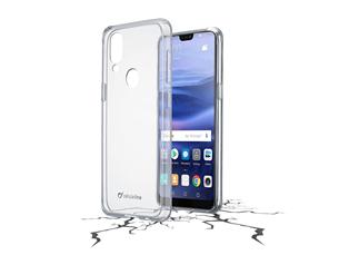 Cellularline Huawei P20 Lite Şeffaf Sert Koruyucu Kılıf