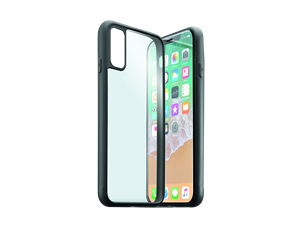 Cellular Line iPhone X Çerceveli Sert Şeffaf Kılıf