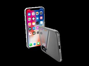 Cellularline iPhone X Zero Şeffaf Sert Kılıf