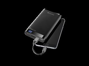 Cellularline Manta Taşınabilir Şarj Cihazı 12000 mAh