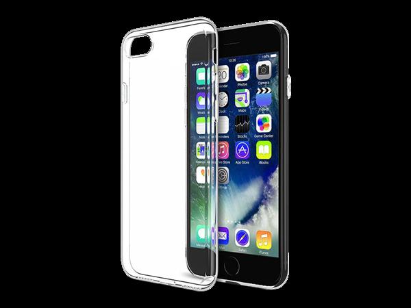 Intouch iPhone 7 Plus/8 Plus Şeffaf Koruyucu Kılıf
