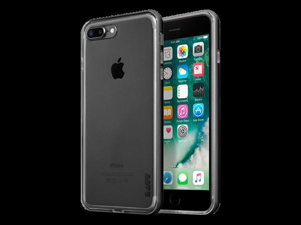 Laut Exoframe iPhone 7 Plus/8 Plus Şeffaf Koruyucu Kılıf