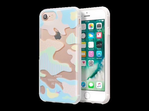 Laut Pop Camo iPhone 7/8 Koruyucu Kılıf Pastel