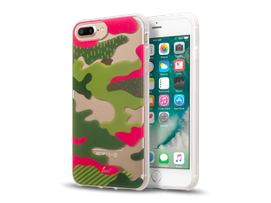 Laut Pop Camo iPhone 7 Plus/8 Plus Koruyucu Kılıf Tropical
