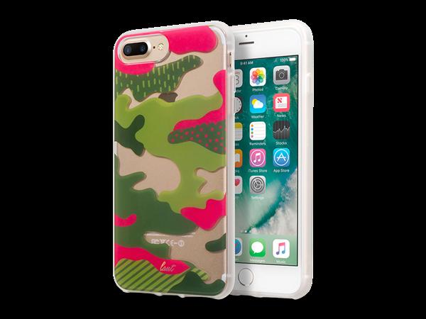 Laut Pop Camo iPhone 7 Plus/8 Plus Koruyucu Kılıf Tropical