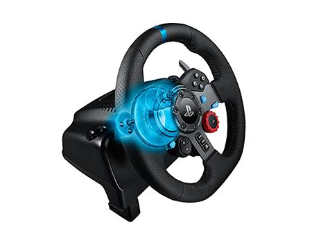 4a024e225df Logitech G29 Driving Force Yarış Direksiyonu - PS4 Direksiyon