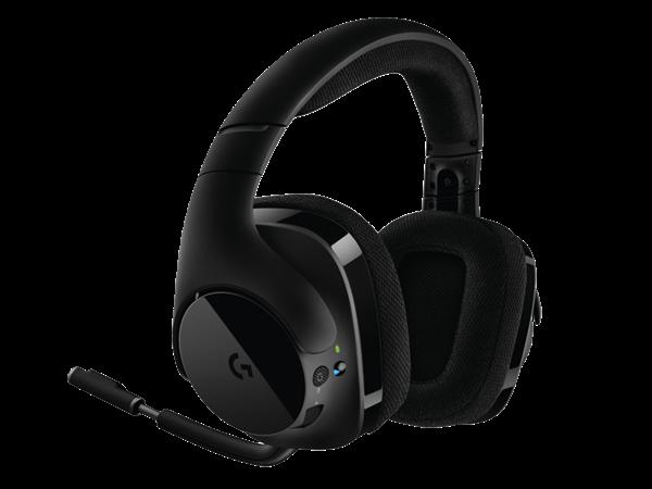 Logitech G533 DTS 7.1 Surround Oyun Kulaklığı