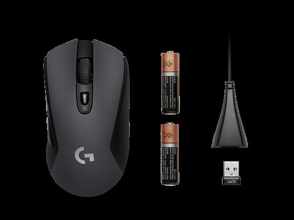 Logitech G603 Lightspeed Kablosuz Oyun Mouse