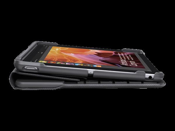 Logitech iPad Slim Folio Klavyeli Kılıf