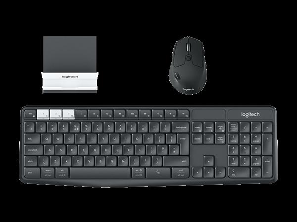 Logitech K375s Klavye + M720 Mouse