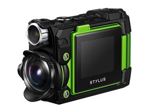 Olympus TG Tracker 4K Aksiyon Kamerası