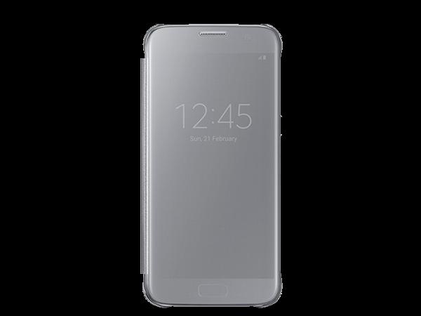 Samsung S7 Clear View Kılıf