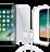 Buff iPhone 7/8 Air Hybrid 3lü Set 1