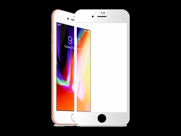 Buff iPhone 7 Plus/8 Plus 5D Cam Ekran Koruyucu