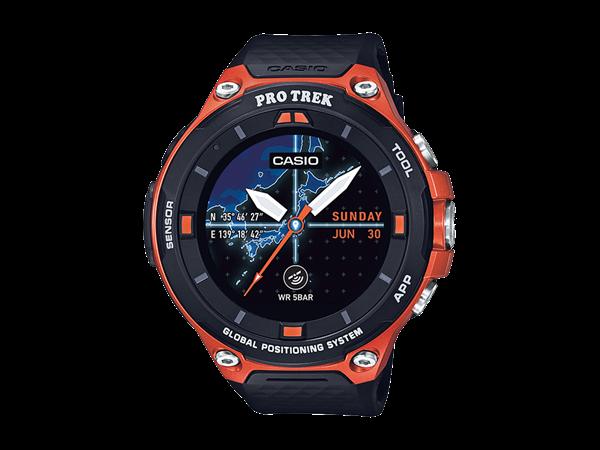 Casio Pro Trek Outdoor Akıllı Saat