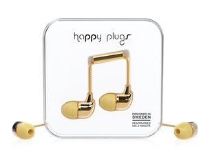 Happy Plugs Deluxe Silikonlu Kulak İçi Kulaklık