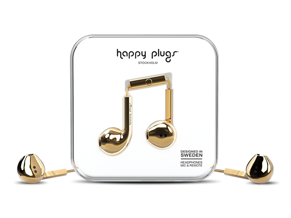 Happy Plugs Earbud Plus Deluxe Kulaklık
