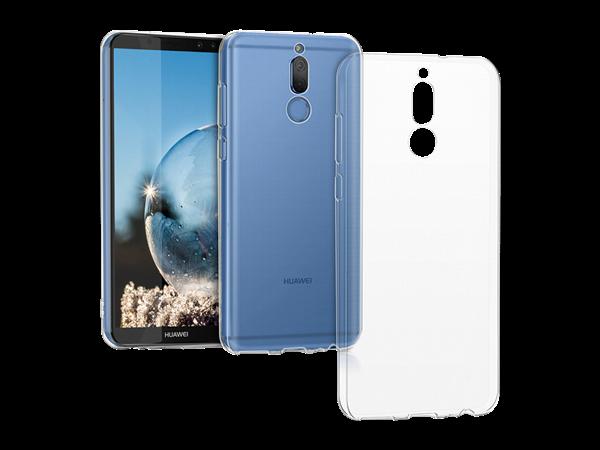 Justech Huawei Mate 10 Lite Şeffaf Koruyucu Kılıf