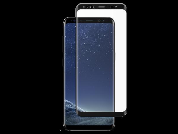 Justech Samsung S8 3D Cam Ekran Koruyucu