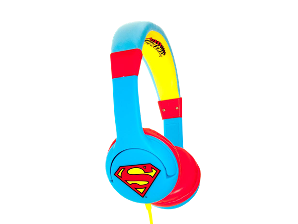 Marvel Superman Kulak Üstü Kulaklık