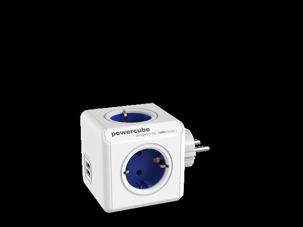 Pratigo PowerCube USB Portlu Priz