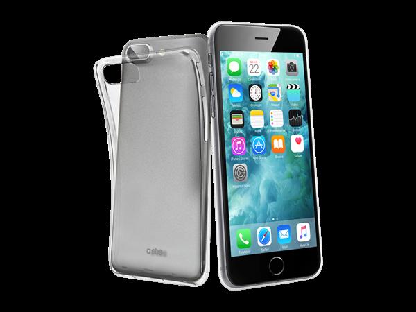 SBS iPhone 7 Plus/8 Plus Aero Koruyucu Şeffaf Kılıf