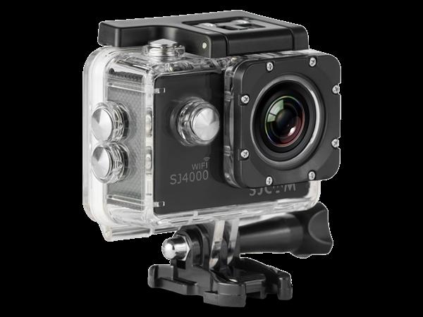 Sjcam SJ4000 WiFi Aksiyon Kamerası Siyah