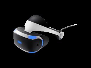 PlayStation VR + PlayStation Camera