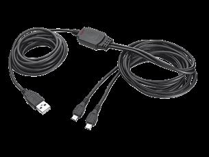 Trust GXT222 PS4 Dualshock İkili Şarj Kablosu