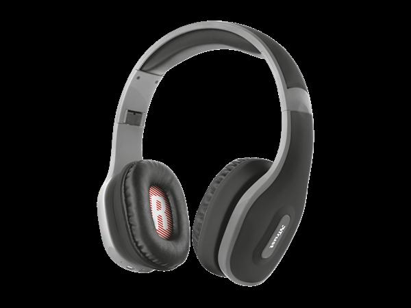 Trust Mobi Bluetooth Kulak Üstü Kulaklık