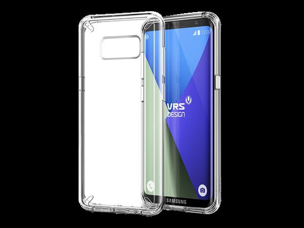 Verus Galaxy S8 Plus Kristal Mixx Koruyucu Kılıf