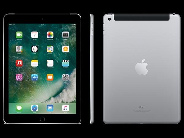 iPad Cellular + WiFi 32GB (2017)
