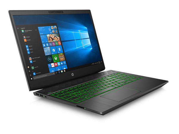 HP Pavilion Notebook 15-cx0030nt