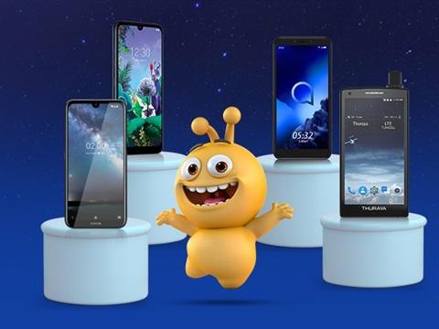 LG, Alcatel, Thuraya ve Nokia Kurumsal Akıllı Telefon Kampanyası