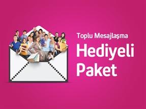 Toplu Mesajlaşma Hediyeli Mesaj Kampanyası
