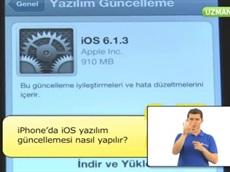 iPhone'da iOS Yazılım Güncellemesi Nasıl Yapılır?