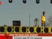 Türkiye'nin gençlik seçimleri başlıyor @SkyTürk360